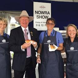 Royal Agricultural Society of NSW   Sheep & Wool Competitions on